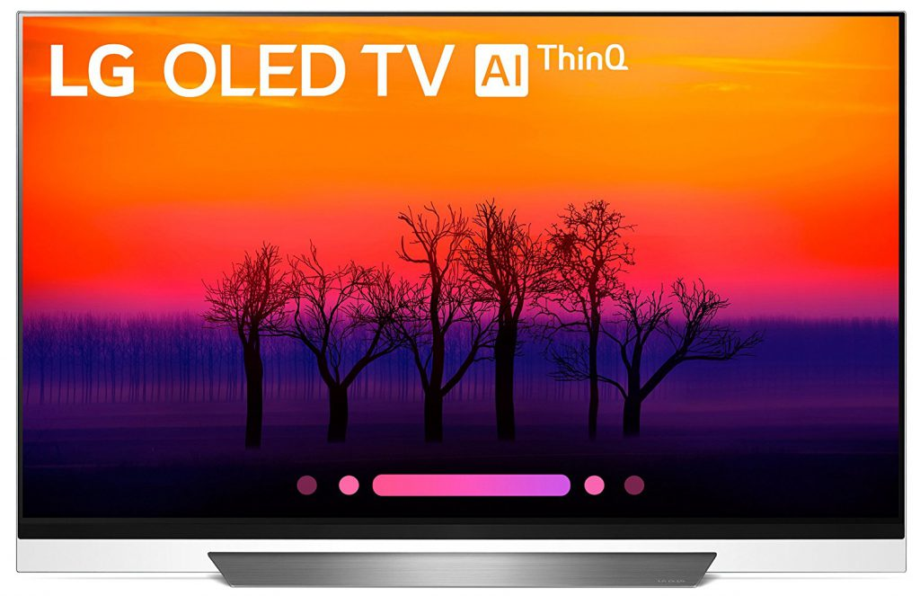 LG OLED E8 series review