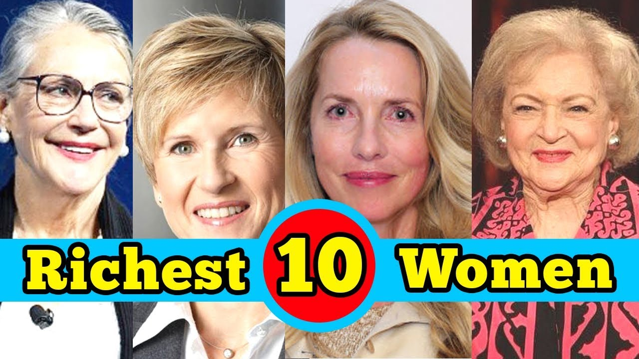who is the richest black woman in the world