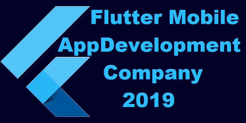Flutter Mobile Application Development Company