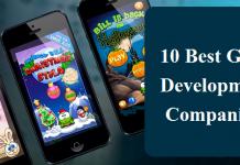 10 Best Game Development Companies