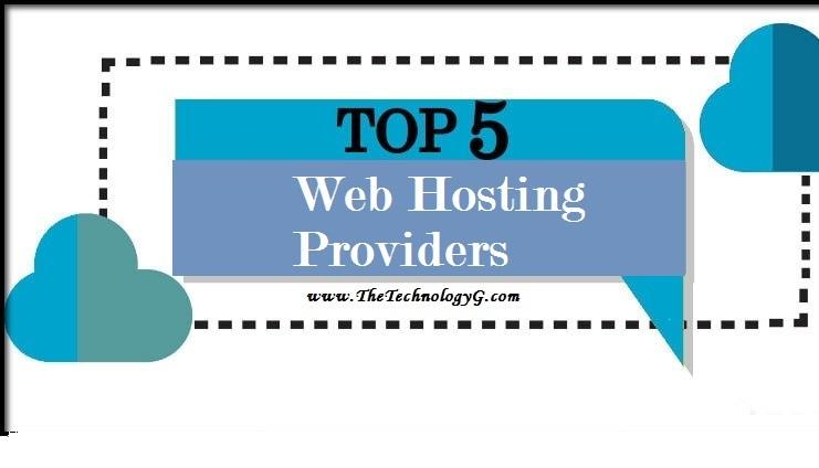 Best web hosting providers in 2019