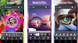 Photo editor for android 2019