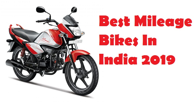 Best Mileage Bikes In India 2019