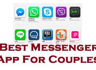Best Messenger App For Couples