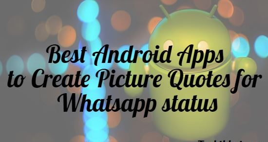 Best Quote Creator App for Android
