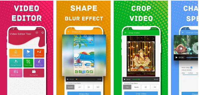 Lite Tools For Video Editing