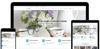 best wordpress theme for business website