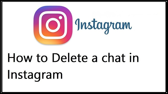 How to delete Instagram Chats