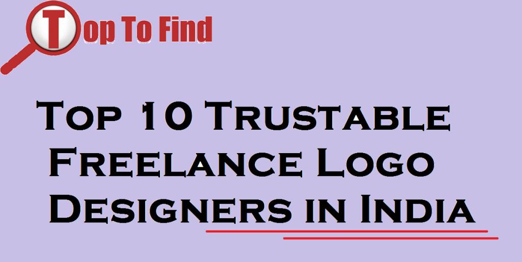 Top 10 Trustable Freelance Logo Designers in India