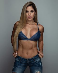 TOP 10 FEMALE FITNESS MODELS ON Instagram OF 2019