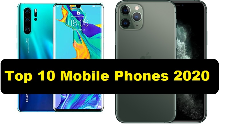 Top 10 Mobile Phones For This Year
