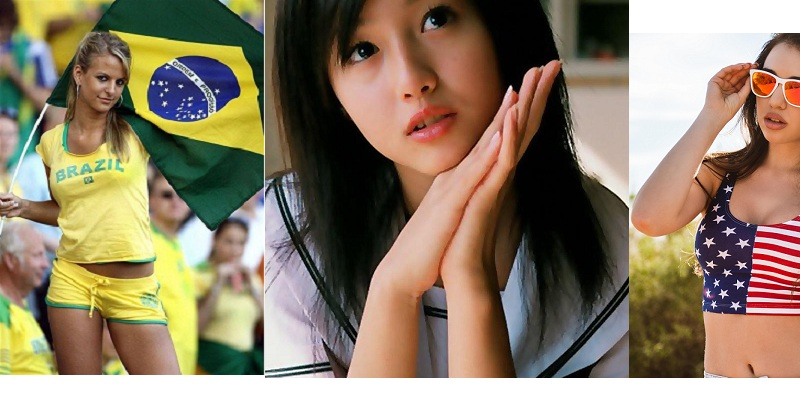 Top 10 Sexiest Countries in the World