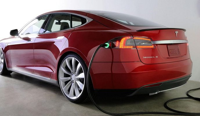 Top 10 Electric Cars 2020