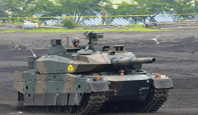 Top 10 Powerful War Tanks In The World
