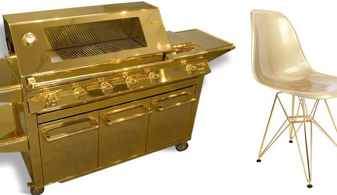 Top 10 Most Expensive Gold Items in the World