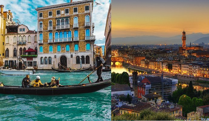 Top 10 Most Beautiful Cities In The World