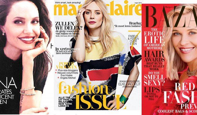 Top 10 Most Popular Fashion Magazines