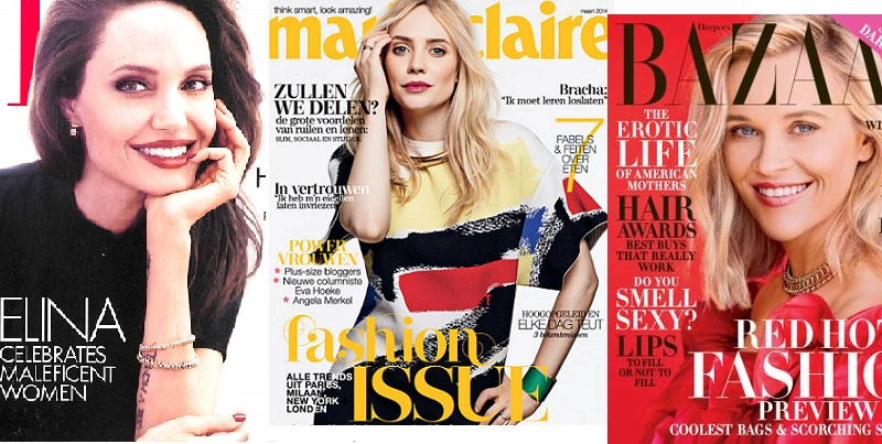 Top 10 Most Popular Fashion Magazines