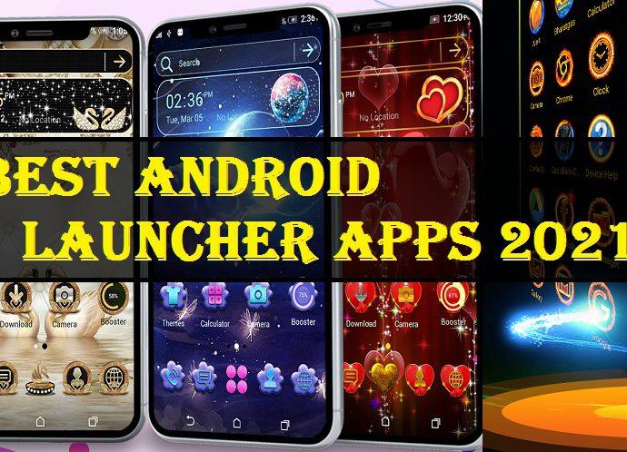 BestAndroidLauncher Apps 2021