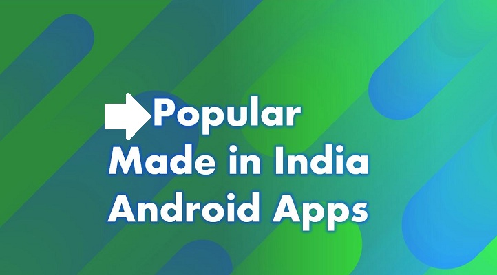 made in india App